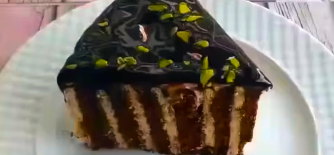 Bisküvili Mükemmel Bir Pasta Tarifi