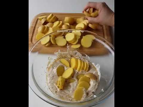 Soslu Patates Tarifi