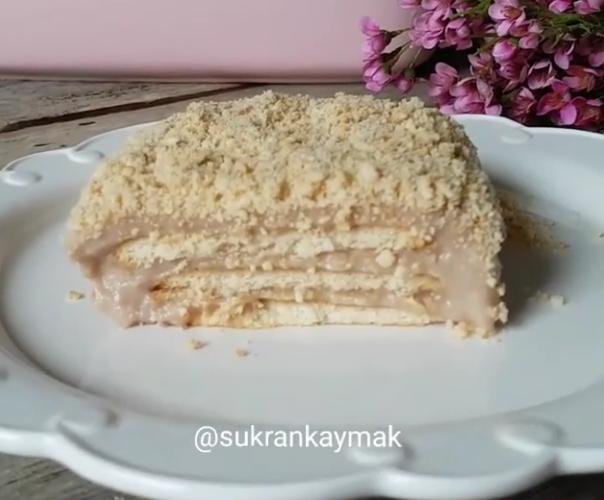 Tahin Muhallabili Pasta Tarifi