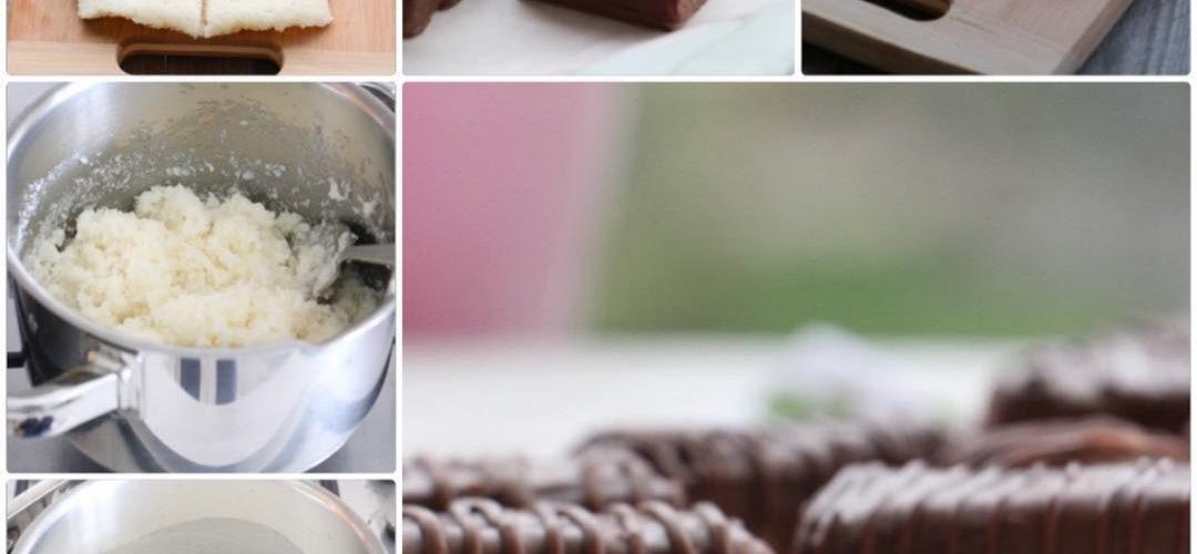 Bounty Çikolata Tarifi